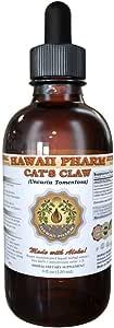 Cat's Claw (Uncaria Tomentosa) Liquid Extract (2 oz)