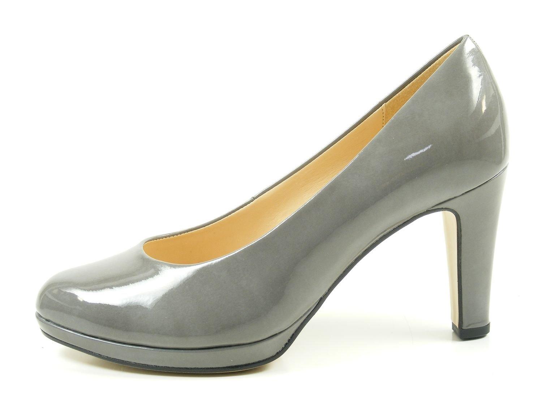Gabor Damen Fashion Fashion Damen Pumps, Schwarz Grau 9c1baf