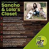 Sancho & Lola's 12-inch Monster Size Bully Sticks