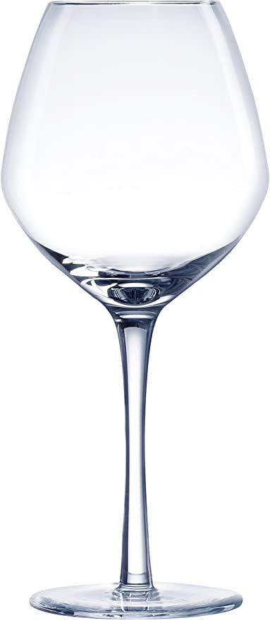 Luminarc Vinery Vins Jeunes - Estuche de 4 Copas de Vino, 58 cl: Amazon.es: Hogar