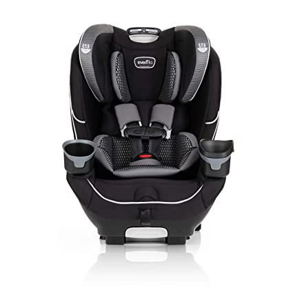 Evenflo EveryFit 4-in-1 Convertible Car Seat - Extended use