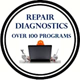 PC Computer Laptop Repair Recovery Fix for Windows 10 8 7 Vista XP Disc DVD CD