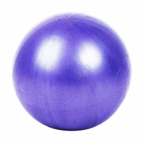 Mini pequeña pelota para ejercicios de equilibrio, anti Burst para ...