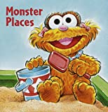 Monster Places (Sesame Street - Chunky Shape Books)