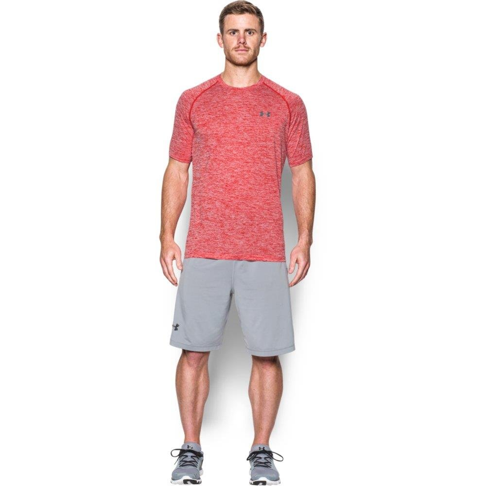 春夏新作 [アンダーアーマー] トレーニング 1228539/Tシャツ テックTシャツ 1228539 メンズ B019ZIOBCA Large レッド/グラファイト B019ZIOBCA Large Large|レッド/グラファイト, green green:050829b3 --- ozsesortodonti.com