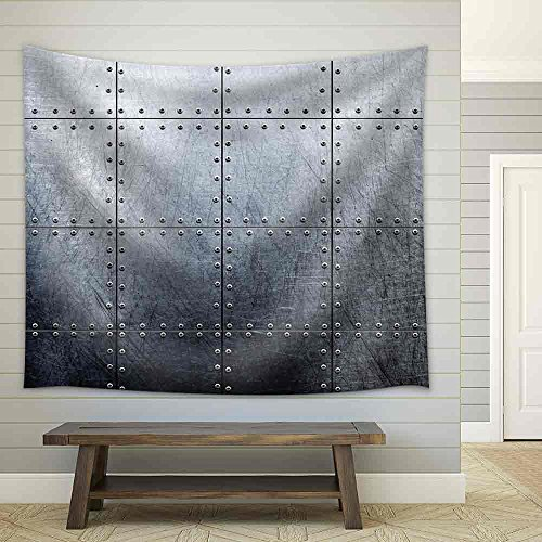Metal Background Fabric Wall Tapestry