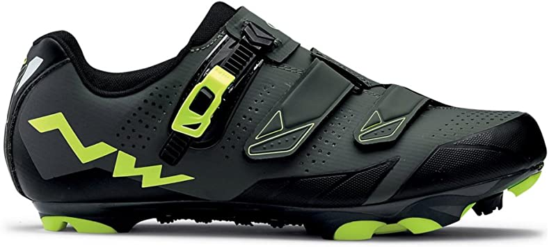 NORTHWAVE SCREAM 2 SRS zapato zapatos negro