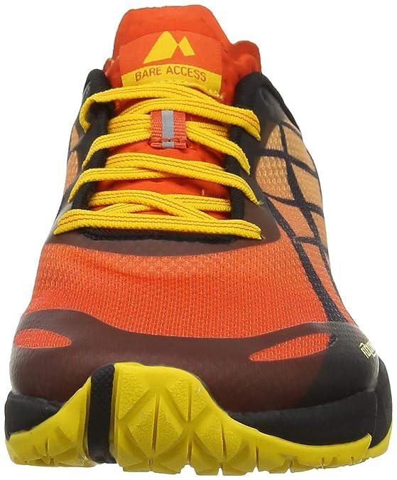 Merrell Homme Bare Access Flex 2 E-Mesh Sentier Chaussures De Course Baskets Sneakers