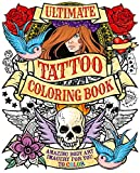 img - for Ultimate Tattoo Coloring Book (Chartwell Coloring Books) book / textbook / text book