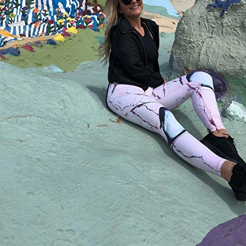 Playa DOLITY Beige Ojos Pantalones Estampado Disfraz Ropa D Cielo Chica de Tropical Accesorio Gráficos Mujer zxqTdwHSd