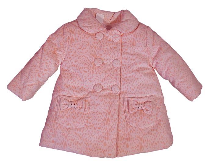 TUTTO PICCOLO - Abrigos - para bebé niña rosa 12 meses: Amazon.es: Ropa y accesorios