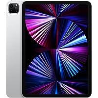 2021 Apple 11-inch iPad Pro (Wi-Fi, 128GB) - Silver