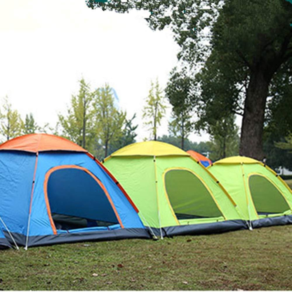 Carpas al Aire Libre Playa Tienda de campaña Tienda automática Anti-UV Jardín Acampada de Pesca Picnic Dosel extendido para el Refugio de la Sombra (Color : Azul, tamaño : 200cm*150cm*100cm)
