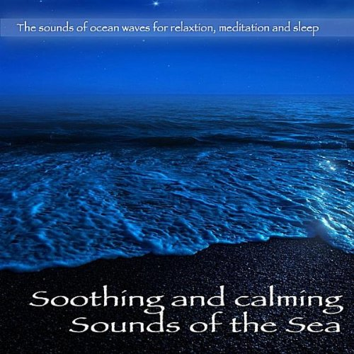 Gentle Calming Ocean Waves By Sounds Visual On Amazon