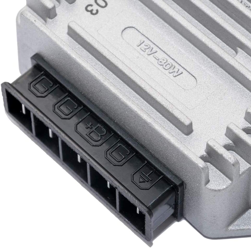 Regolatore di tensione RMS per Vespa PK50//FL//N//XL//RUSH//PK XL//cosa//PXE