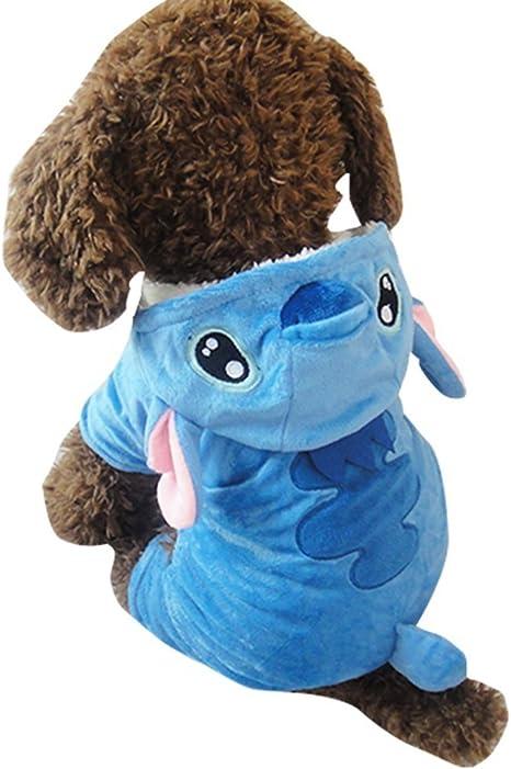 Perro de punto de Lilo y Stitch disfraz: Amazon.es: Productos para ...