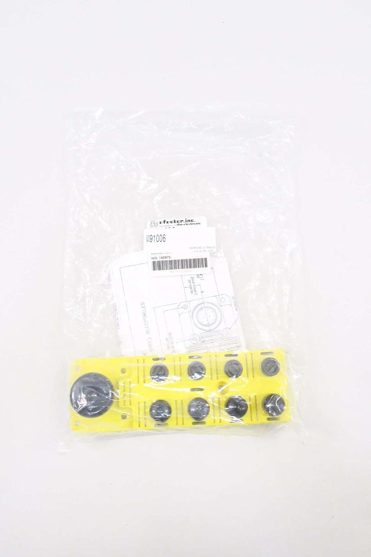 New Ifm Efector W91006 8 Way Wiring Block D577239 Industrial Scientific