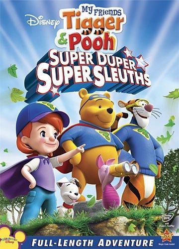 Tigger & Pooh – Super Duper Super Sleuths