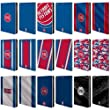 Official NBA Detroit Pistons Leather Book Wallet Case Cover For Apple iPad mini 1 / 2 / 3