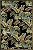 2' x 3' Rectangular Tropical by Oriental Weavers Sphinx Four Seasons Collection 14006
