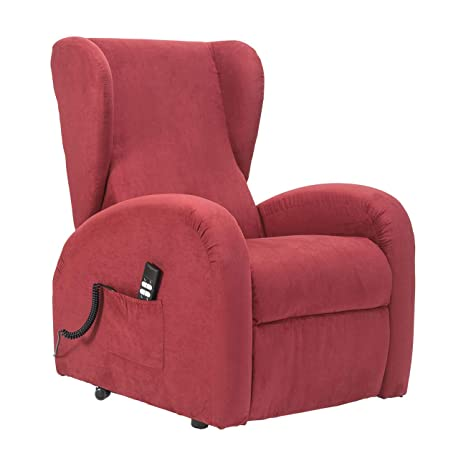 Sillón Relax elevables reclinables para Ancianos con ...