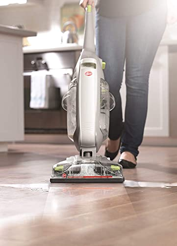 hoover floormate deluxe review - a versatile yet affordable hard floor cleaner