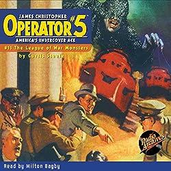 Operator #5 #11, February 1935