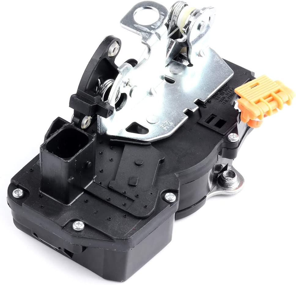AUTOMUTO 931-311 Front Passenger Side Door Lock Actuator Fits for 2008-2012 Chevrolet 2007-2009 Saturn