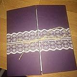 25 Yards White Thin Lace Fabric Ribbon Trim, Lace