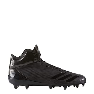 b8a817c4e45 adidas Adizero 5-Star 6.0 Mid Cleat - Men s Football 8.5 Black Black