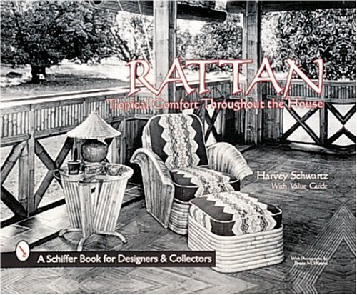 Rattan Furniture (Schiffer Military (Tropical Rattan)