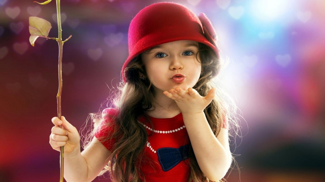 0c650514232 MNTC Cute Baby Girl Poster (Paper, 12x18 inch, Multicolour): Amazon ...