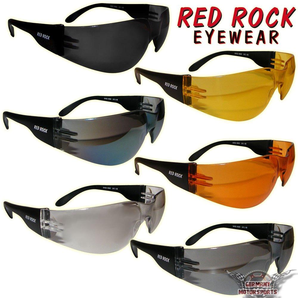 RedRock Sonnenbrille Cobra transparent verspiegelt big HdciQ
