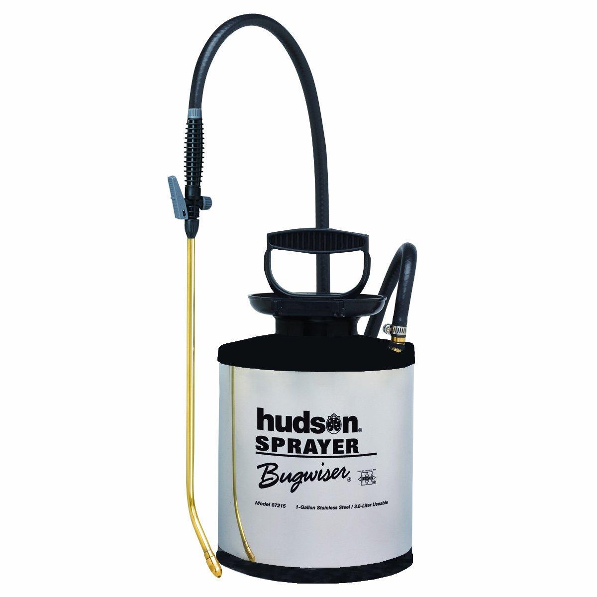 Hudson 67215 Bugwiser Stainless Steel 1 Gallon Sprayer