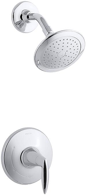 kohler shower systems dtv trim valve not included system review chrome