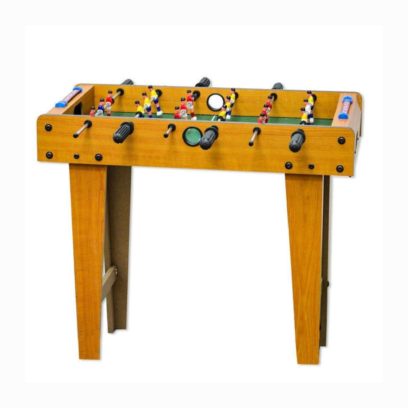 Wooden 27 - inch Foosball Table with Leg, Wooden 27-inch Foosball Table with Legs by HEATAPPLY