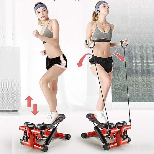 Dumbbell fitness equipment Paso a Paso, Cinta de Correr para ...