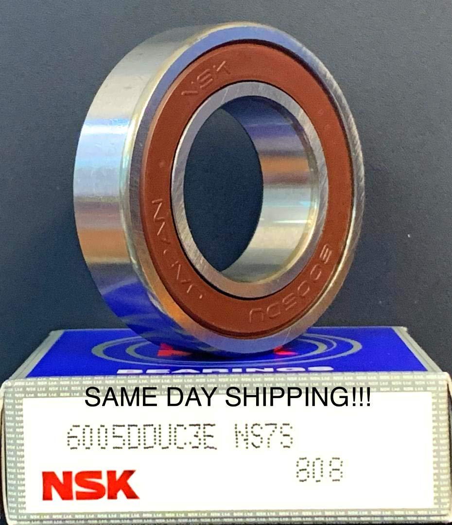 6005 DU NSK Ball Bearing 25x47x12 mm deep groove ball bearing 6005ddu
