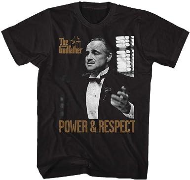 Don Coreleone Godfather Mafia Movie 70s T-shirt Mens Tee Gift New From US