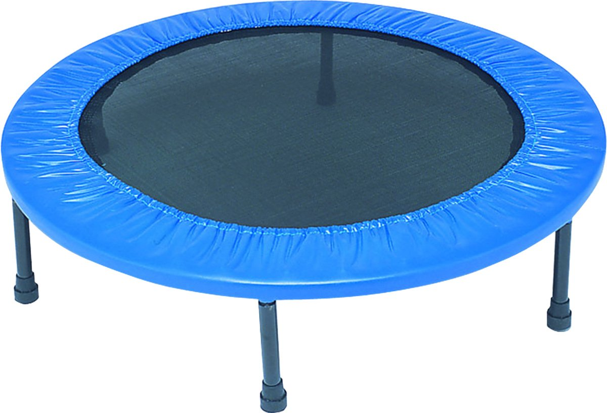 Sportsgear US Fitness Trampoline Jumper Rebound Trainer 100cm Dia X 20cm Height by Sportsgear US