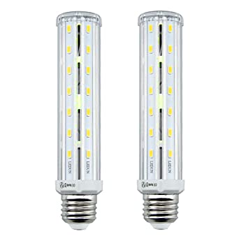 Bonlux 15 W 5730SMD E27 LED del Maíz de La Lámpara de 360 Grados luz 220