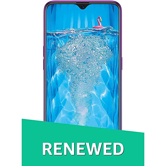 (Renewed) Oppo F9 Pro CPH1823 (Starry Purple, 64GB) Without Offer