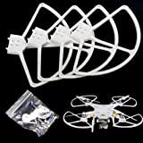 MyArmor DR90 Quick Release Snap On Propeller Props Protector Guard For DJI Phantom 3