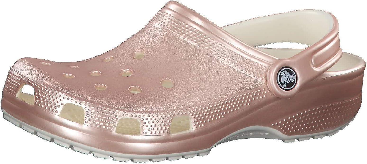 Rose Gold Crocs Buy Clothes Shoes Online