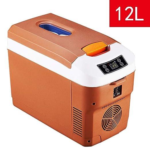 S-AIM Refrigerador para Autos, refrigerador de 12 litros para ...