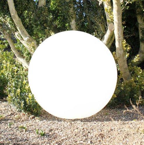 45cm /Ø Kugelleuchte 10477 Gartenkugel GlowOrb white