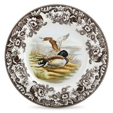 Spode Woodland Mallard Dinner Plate 10.5 inch