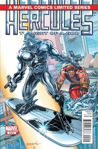 Hercules Twilight of a God #2 Comic Book (Hercules And The Twilight Of The Gods)