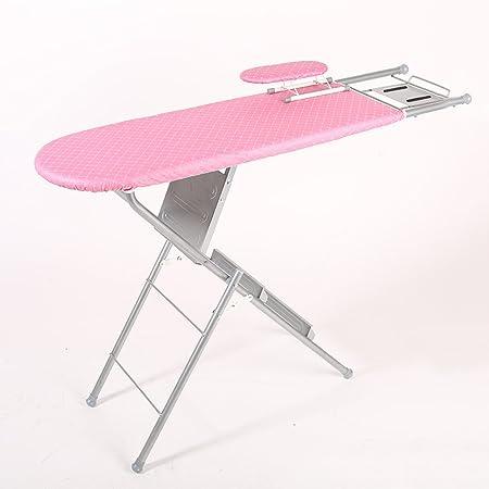 KK- Tablero que plancha del hogar Elevador grande plegable de la escalera que plancha la suspensión que plancha la toalla que plancha la ropa: Amazon.es: Hogar
