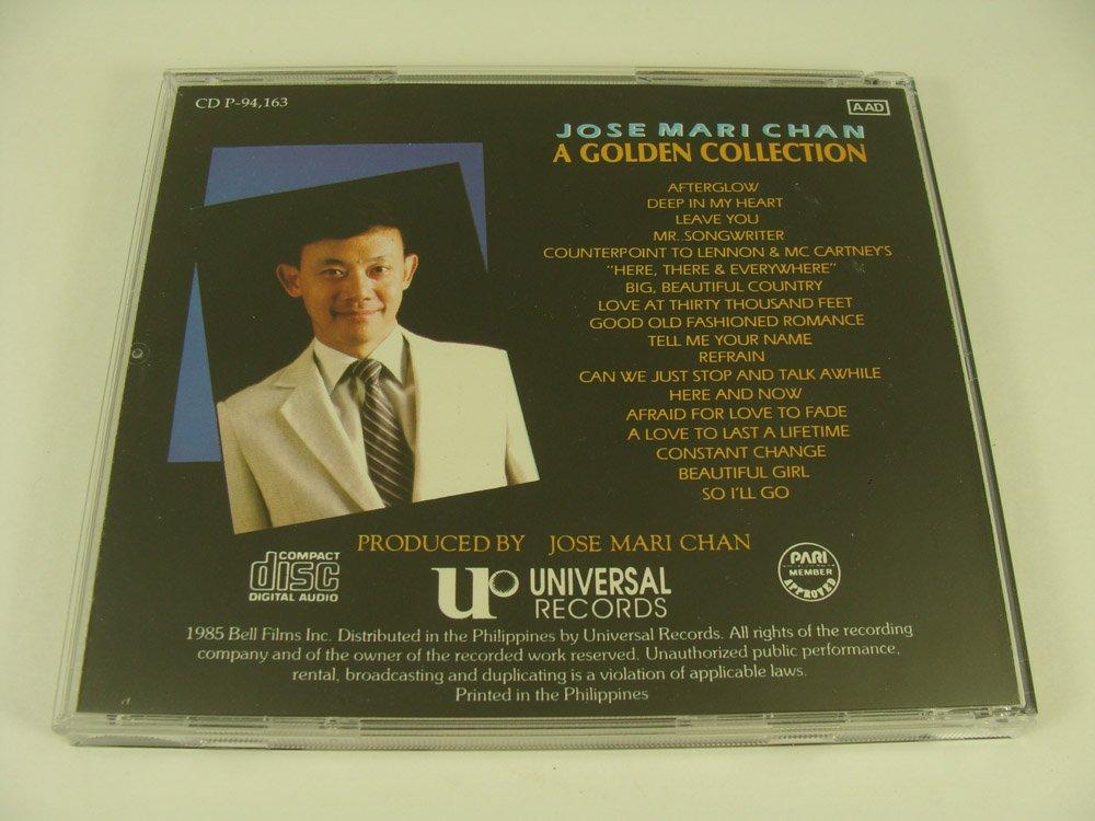 Jose Mari Chan - A Golden Collection - Amazon.com Music